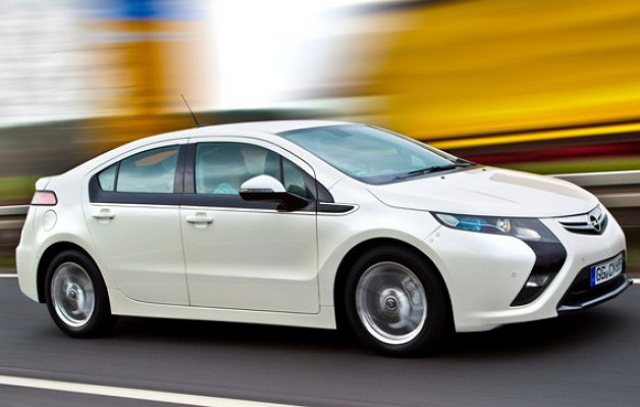 EV GM interview - 3 opel-ampera