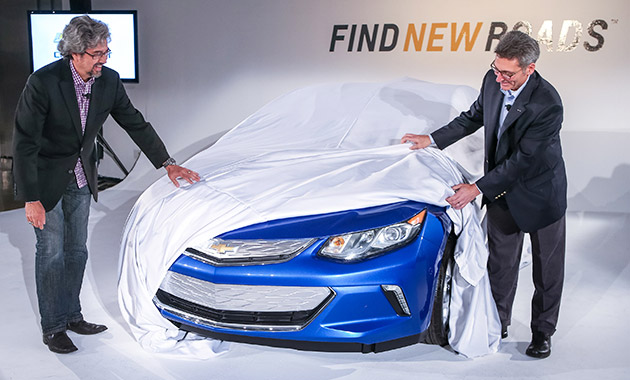 ChevyVolt preview